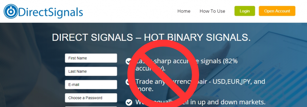Binary option signals with 75 and above sucess rate