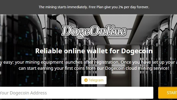 Doge Online Review: is Dogeonline cf a Scam or Should I Invest?