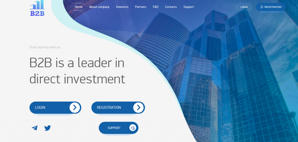 B2business ltd Review: B2B is an Investment Scam That Will Steal