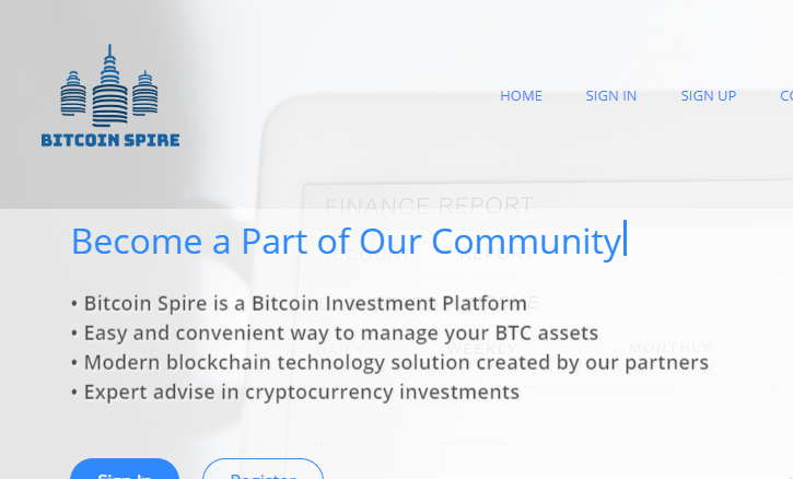 Bitcoin Spire review