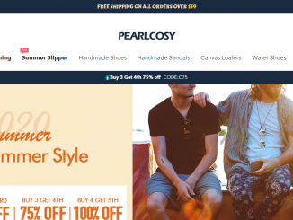 Pearlcosy Homepage Image