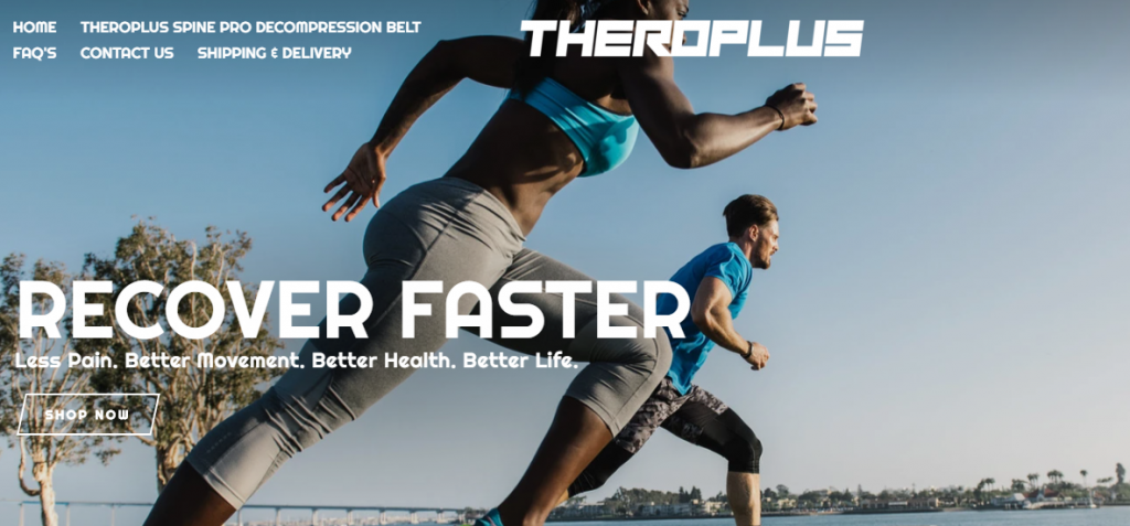 Theriplus Homepage Image