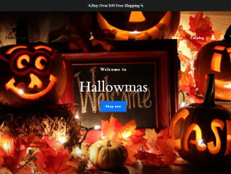 Hallowmas Homepage Image