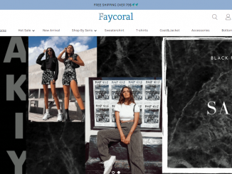 Faycoral Homepage Image