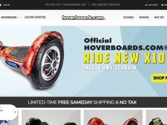 Hoverboards Homepage Image